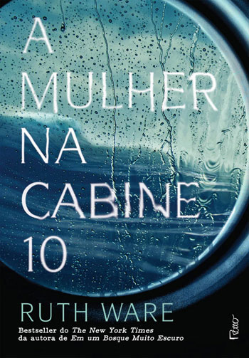 Cl15591 (A Mulher Na Cabine 10, Ruth Ware, Livro)